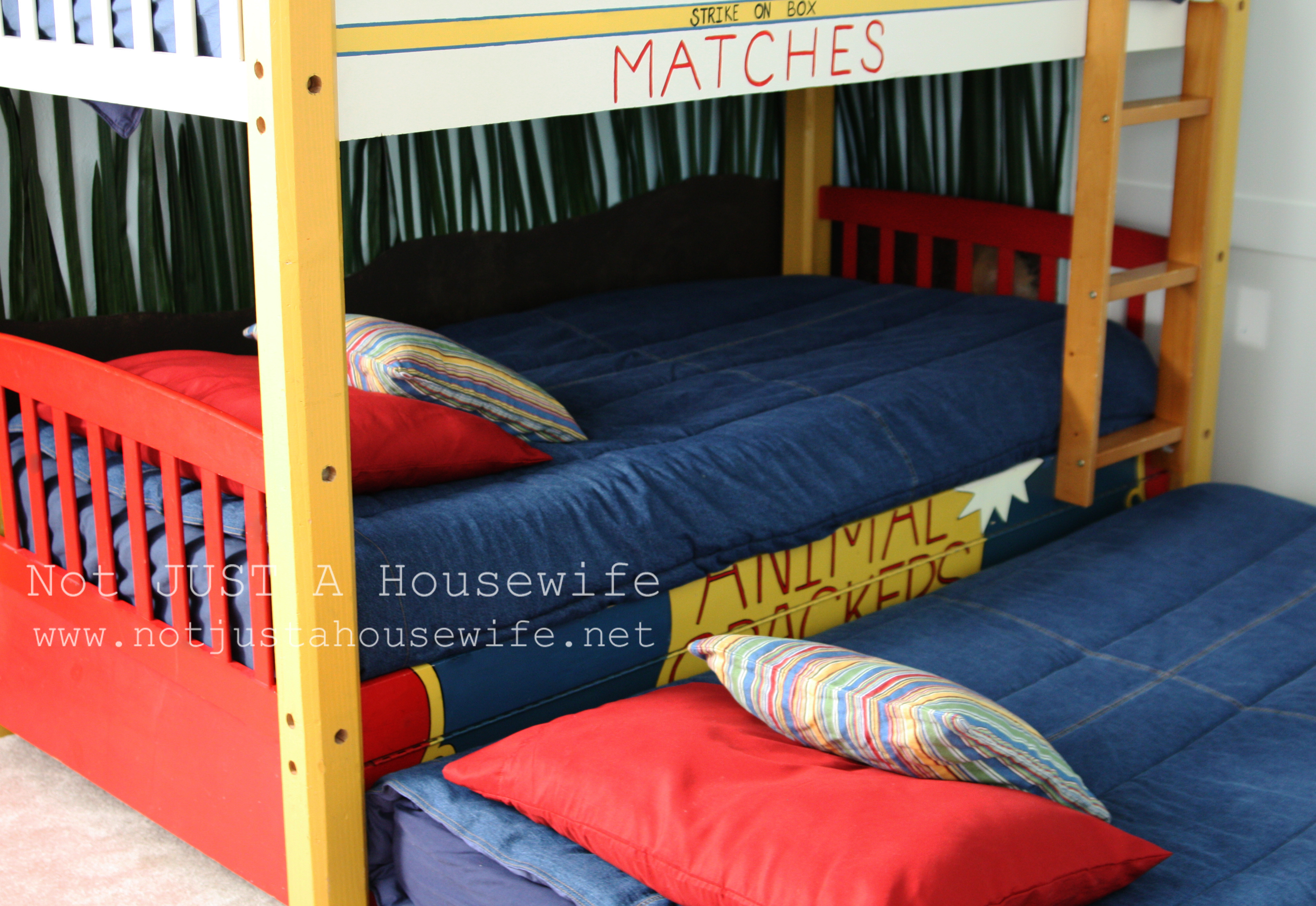 Kids Bedroom Not Just A Housewife