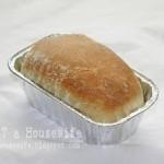 Making mini bread
