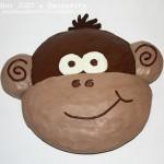 My monkey is ONE!