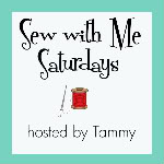 "Announcing the new Host of ""Sew with me Saturdays"" !!!"