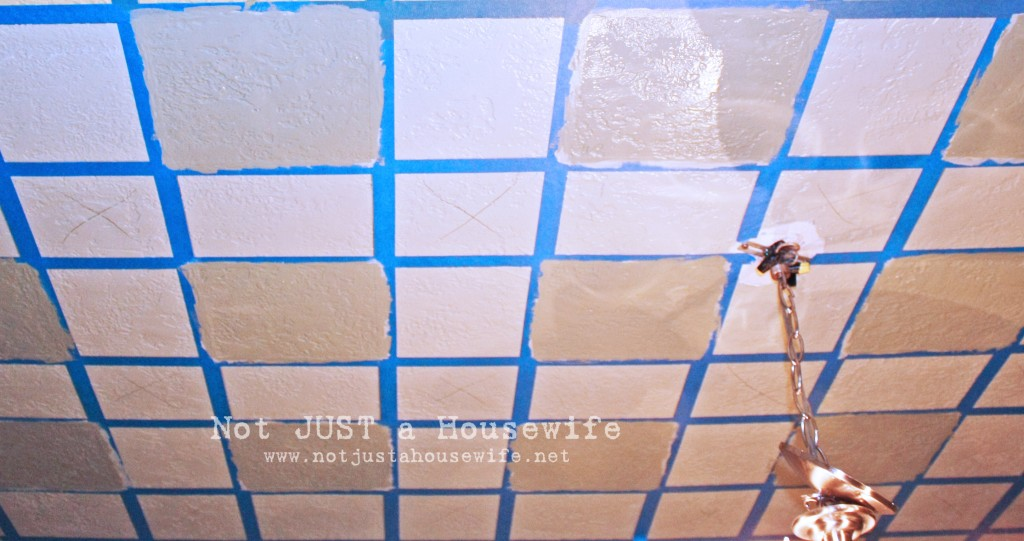 checkertutorial7 1024x541 Checkered Ceiling Tutorial