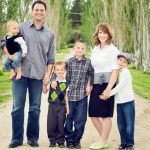 Family Pictures and Regrouping