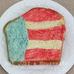 4th of July Bread!!!