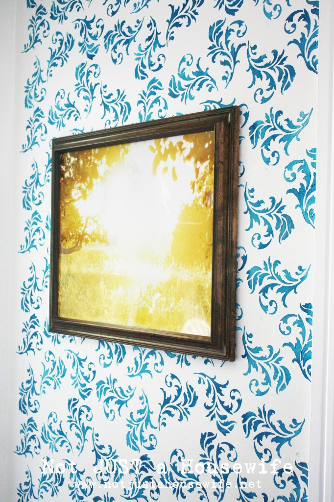 sun picture 682x1024 My Hallway Reveal!!!
