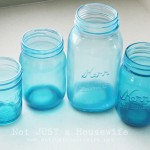 Make Your Own Blue Jars!!!