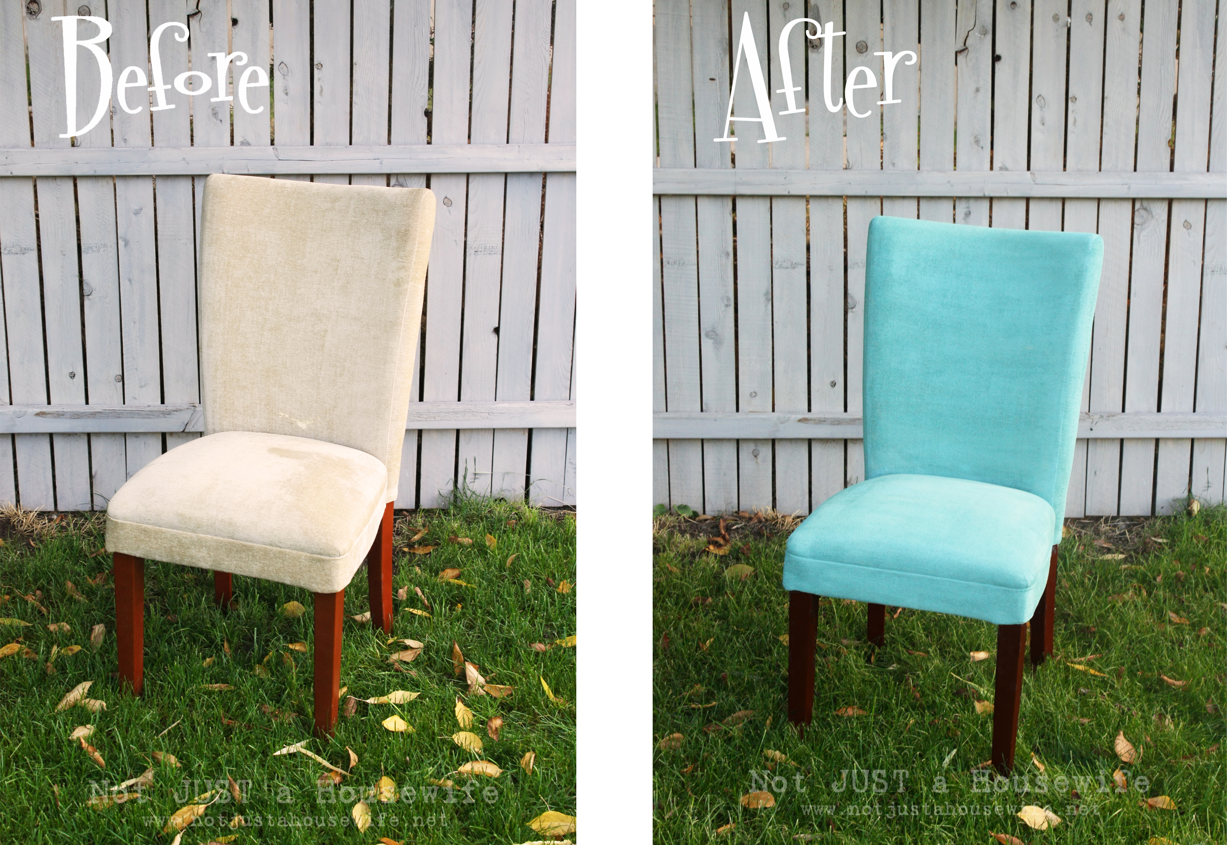 Painted fabric chairs - Other Posts