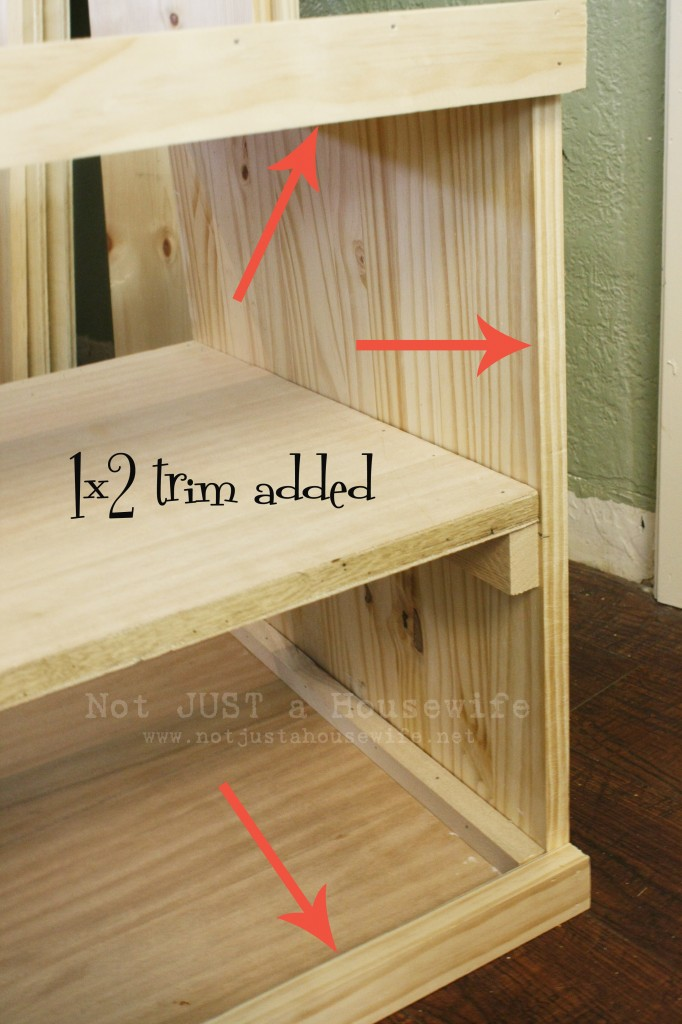 bench trim 682x1024 How to build a Storage Bench