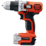 Black and Decker 20V Lithium DRILL Giveaway!!!!!