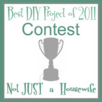 WINNER of the Best DIY Project of 2011 Contest!