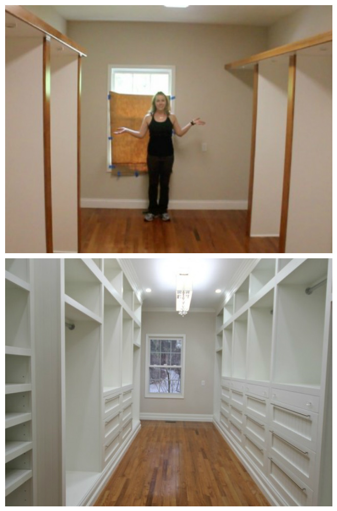 The voting begins best diy contest top projects for Diy master closet ideas