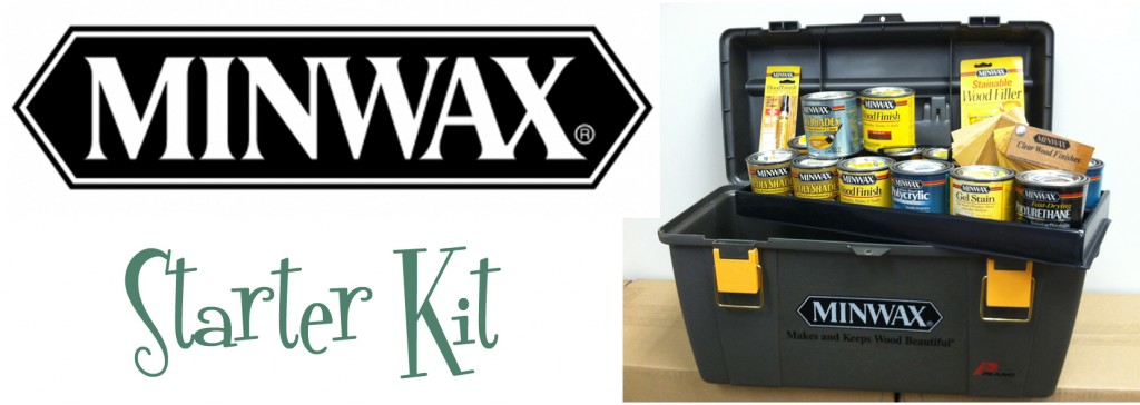 Minwax starter kit 1024x364 Best DIY Project of 2011 CONTEST