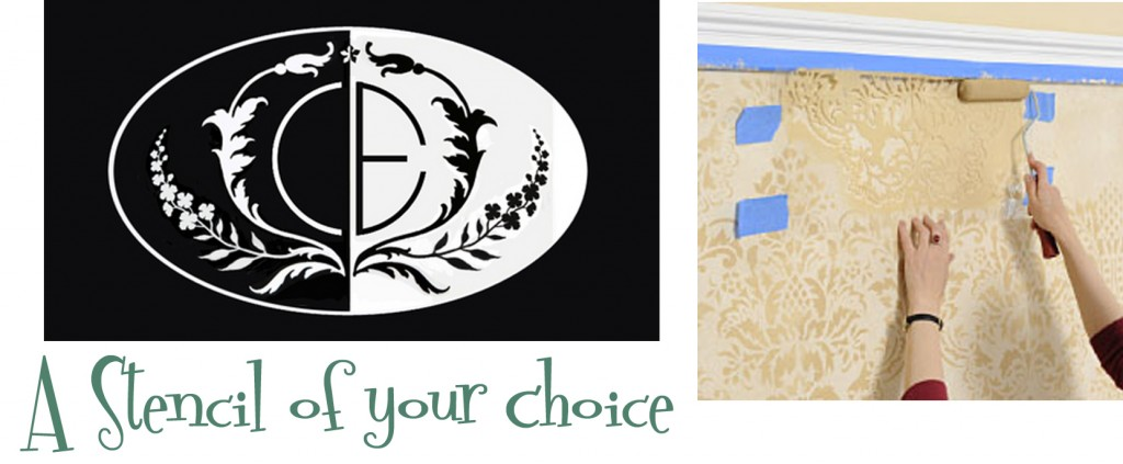 cutting edge stencil giveaway 1024x423 Best DIY Project of 2011 CONTEST