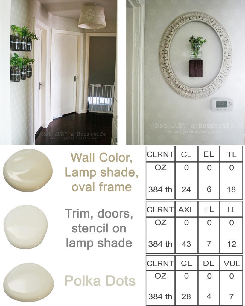 hallway colors edited 1 819x1024 Hallway Colors