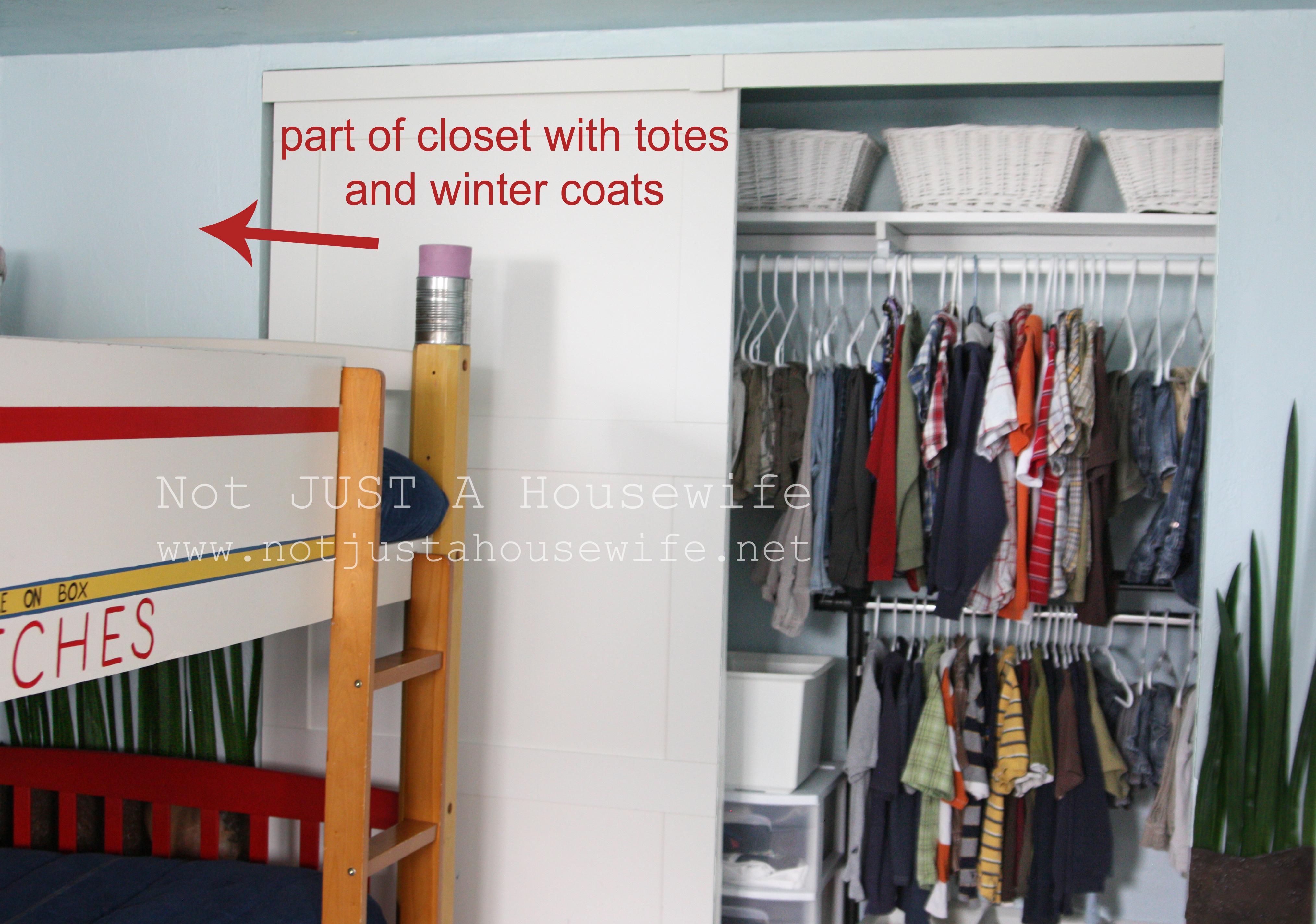 Closet Organization - Stacy Risenmay
