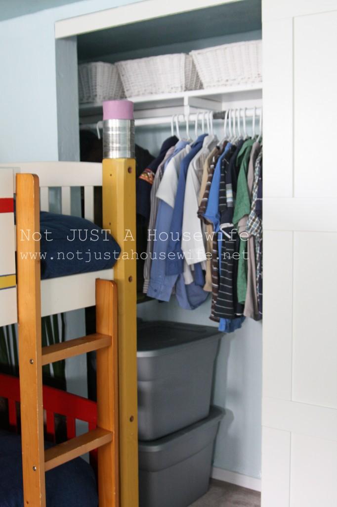 closet totes 682x1024 Closet Organization
