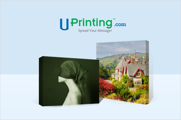 streched UPrinting Canvas Giveaway!!!