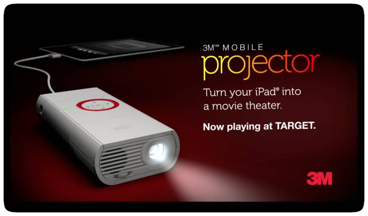 3mprojector 3M Projector Review and $150 Target Giftcard Giveaway!