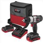 Porter Cable Lithium Drill Review and Giveaway!