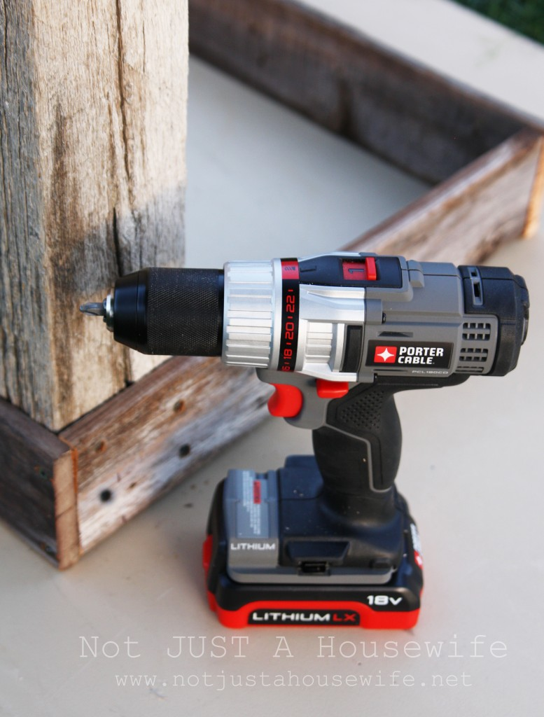 porter cable drill 777x1024 Porter Cable Lithium Drill Review and Giveaway!