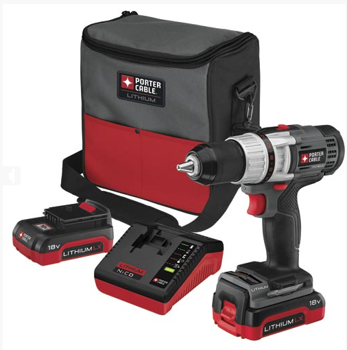 porter cable drill Porter Cable Lithium Drill Review and Giveaway!