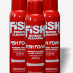 What in the world is Fish Foam??? {and a cute little video}