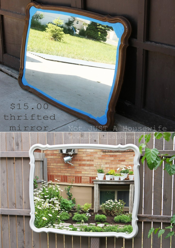 mirror before after 722x1024 The final Secret Garden post