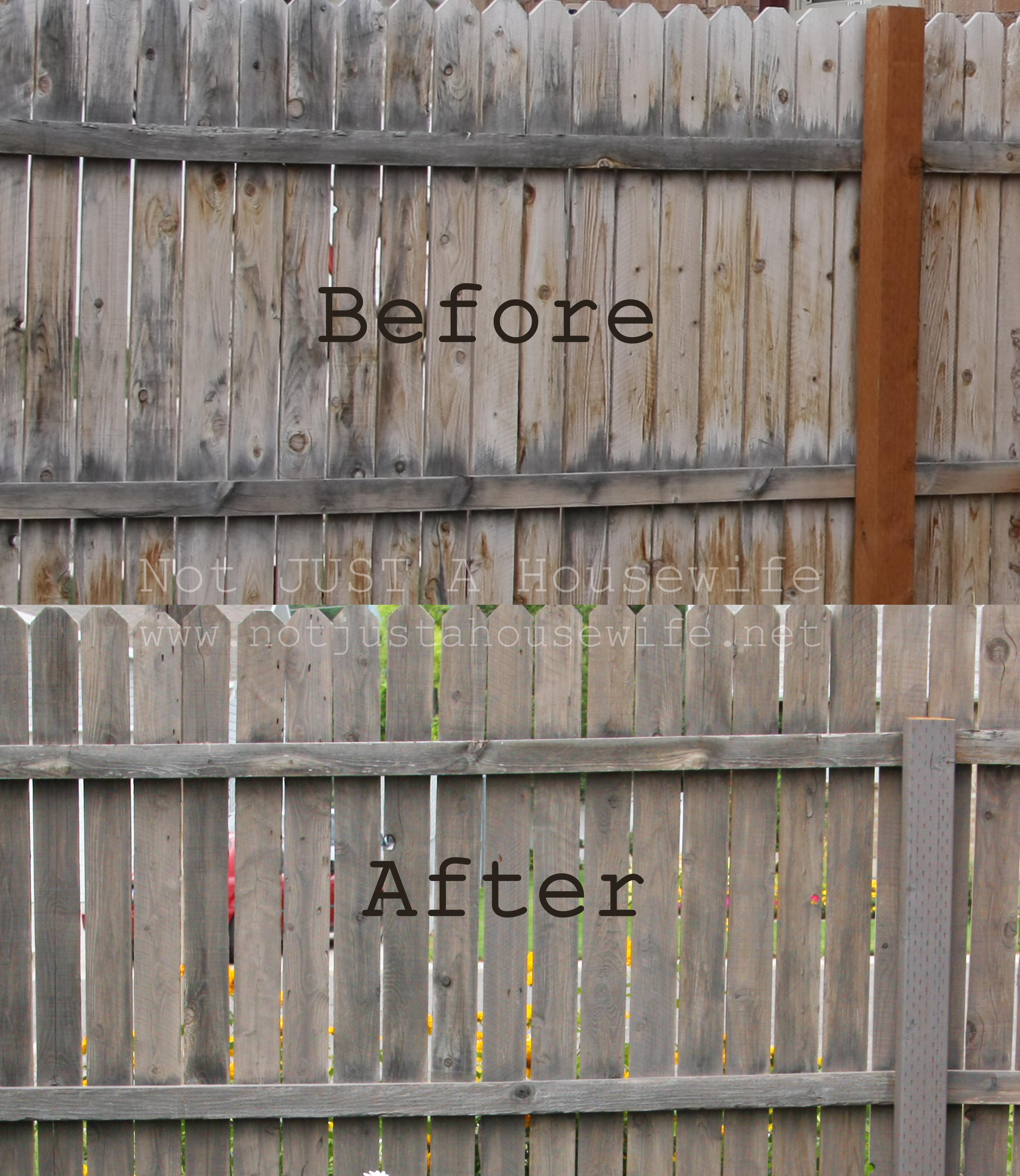The final secret garden post stacy risenmay for Oil based fence paint