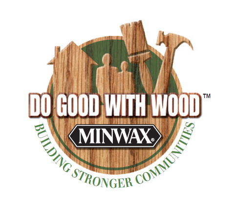 do good with wood Do Good With Wood {Minwax}