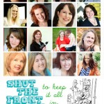 Shut The Front Door {To Keep It All In} Giveaway!!!