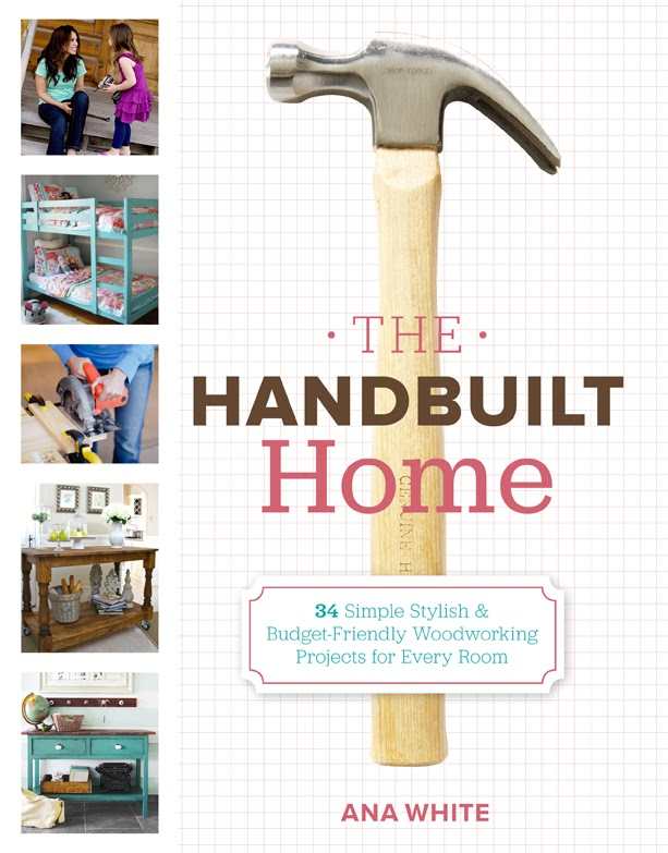 HandbuiltHome Cover MEDIUMres Winner of the Handbuilt Home Book by Ana White