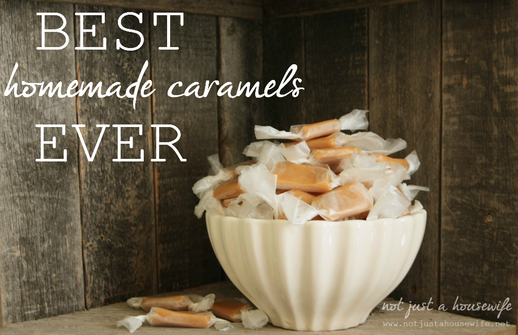 homemade caramels recipe Top ten posts from 2012