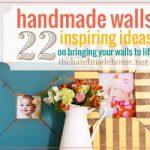 Handmade Walls E-Book