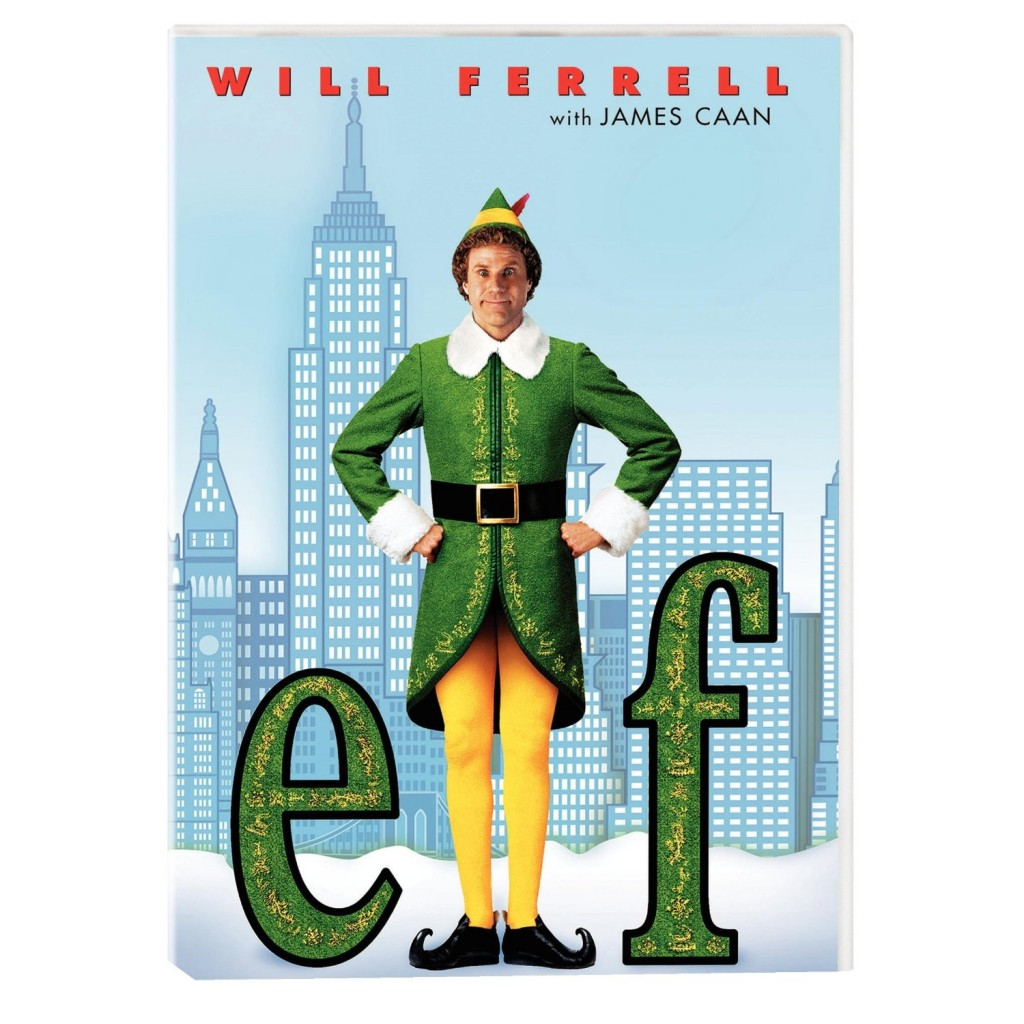elf movie 1024x1024 Holiday Traditions Linky Party!