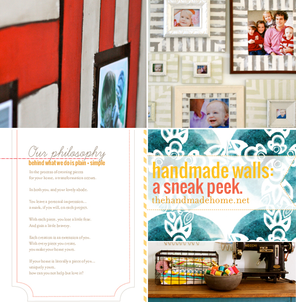 Handmade Walls E Book