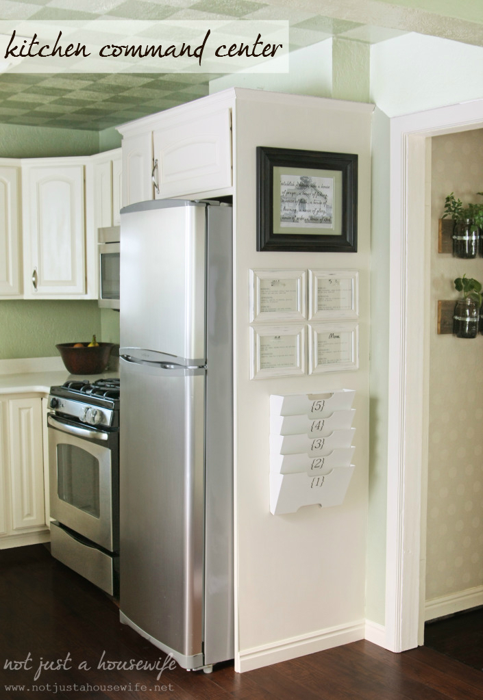 kitchen command center Top ten posts from 2012