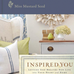 Winners of the Inspired You Giveaway {and other business}