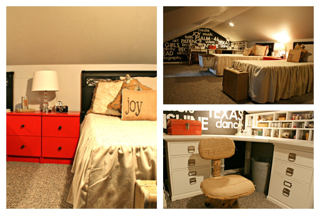 attic bedroom Top Ten Projects!!! {vote for your favorite}