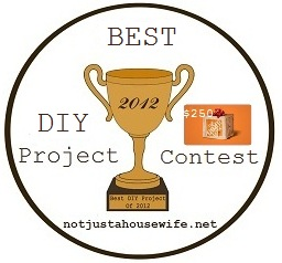 diy contest home depot1 Announcing: The Second Annual DIY Contest!!!