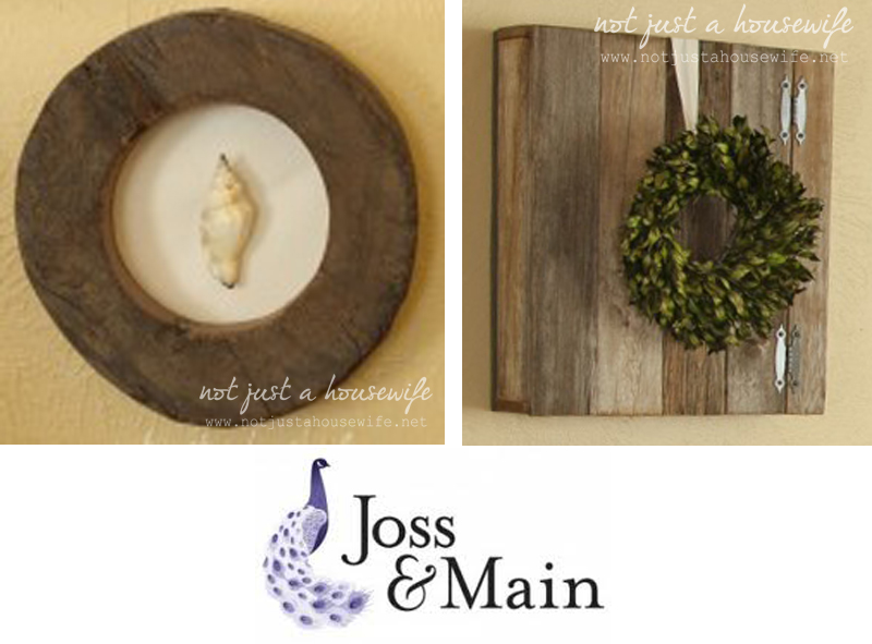 joss and main products Details about the items in my family room