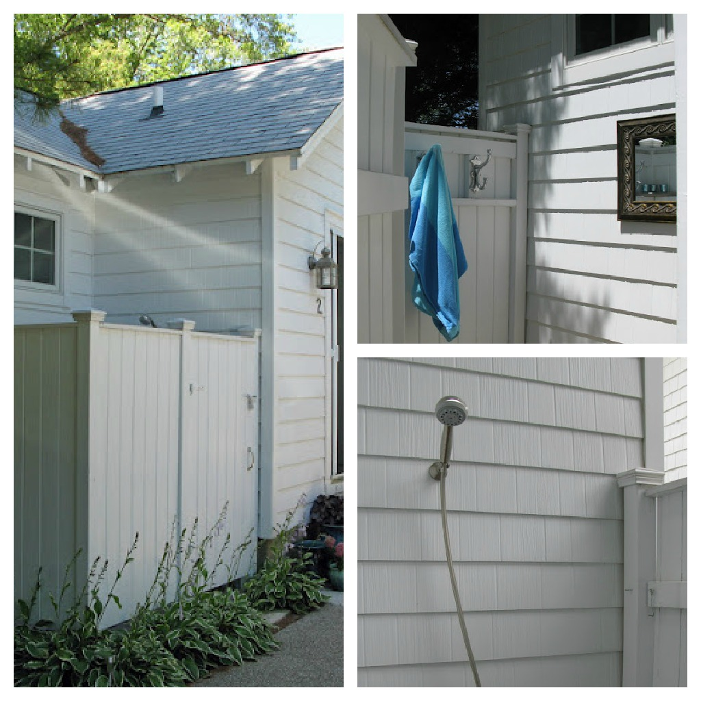 outdoor shower Top Ten Projects!!! {vote for your favorite}