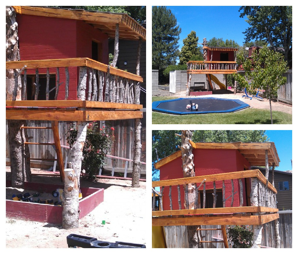 tree house Top Ten Projects!!! {vote for your favorite}