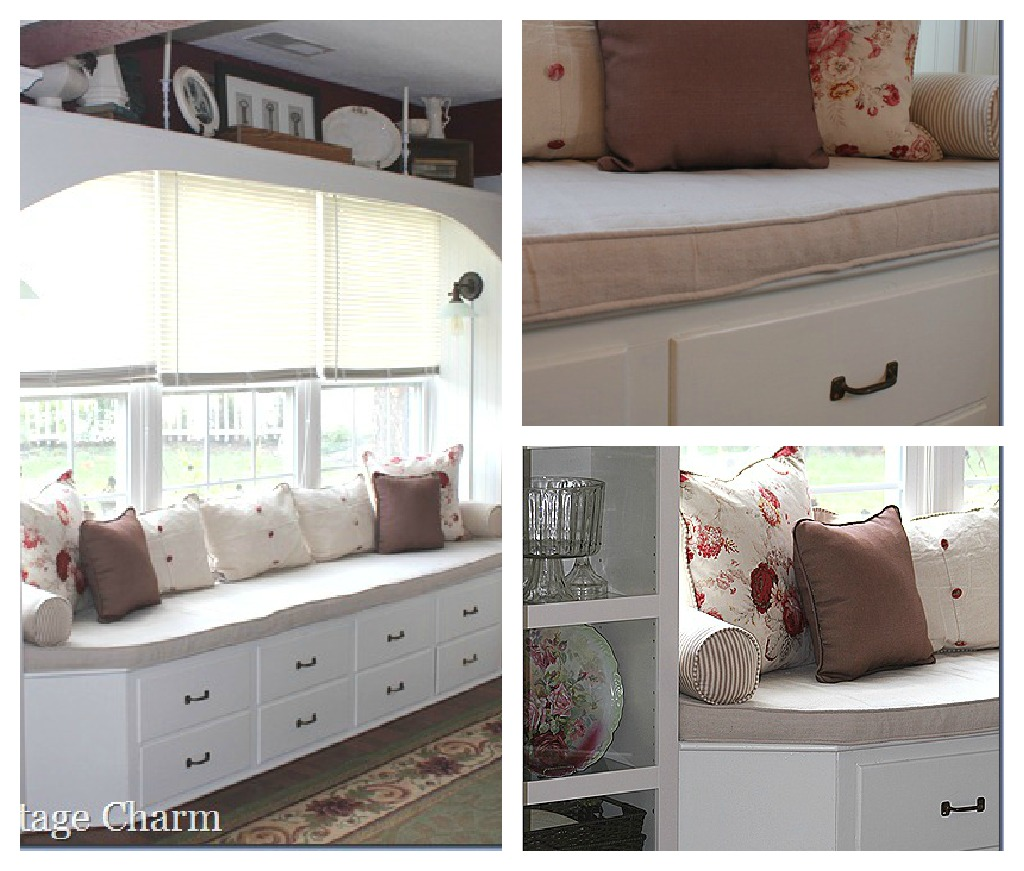 window seat Top Ten Projects!!! {vote for your favorite}