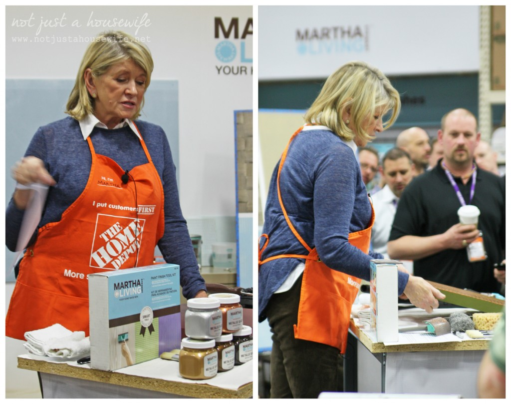 Martha Stewart Home Depot 1024x809 The day I met Martha Stewart....