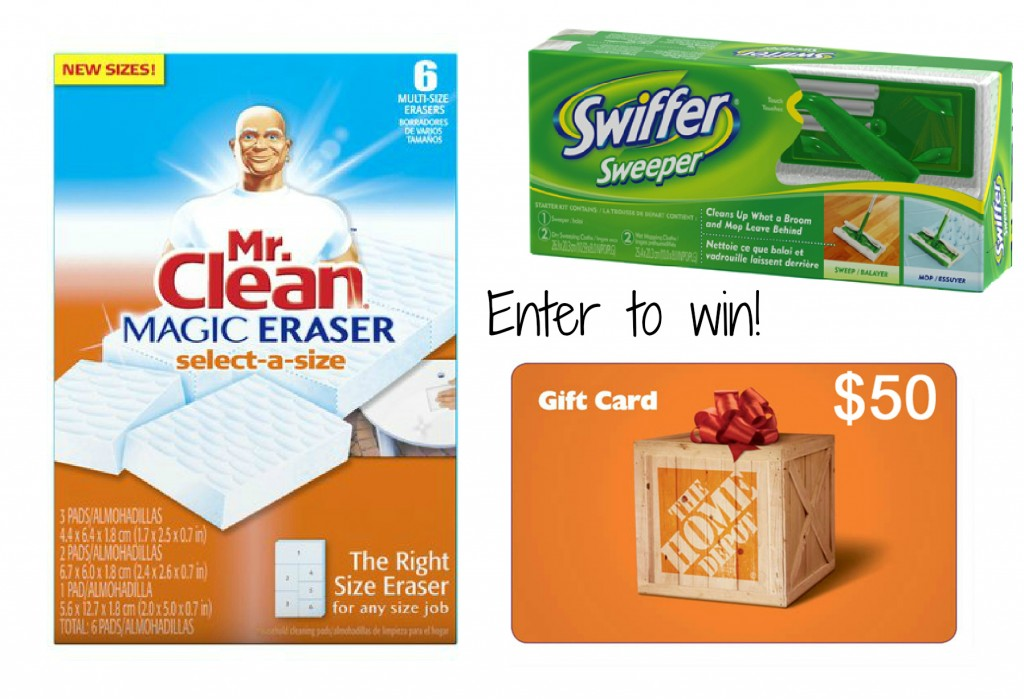 pg giveaway 1024x699 A closet makeover and a GIVEAWAY! #readydoneclean