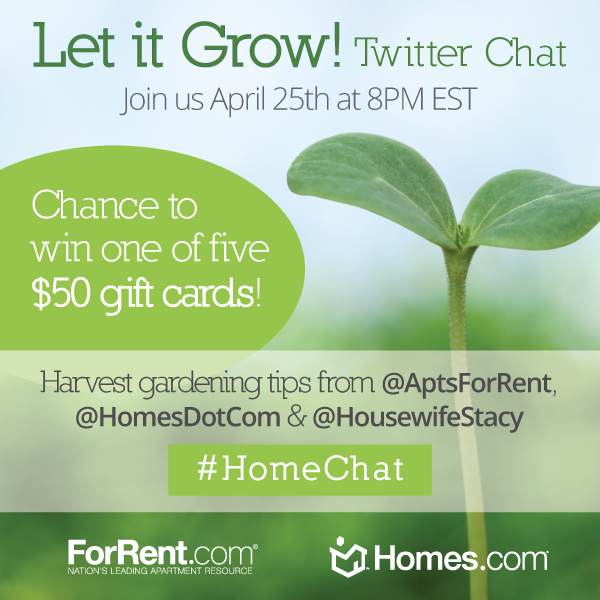 DHM Gardening Twitter Chat Graphic 953 Garden {twitter} Party!!!
