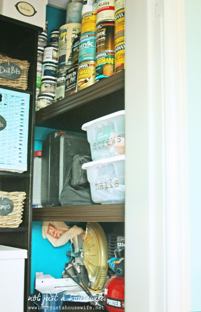 office closet diy 661x1024 Office Closet Makeover {The Big Reveal!}