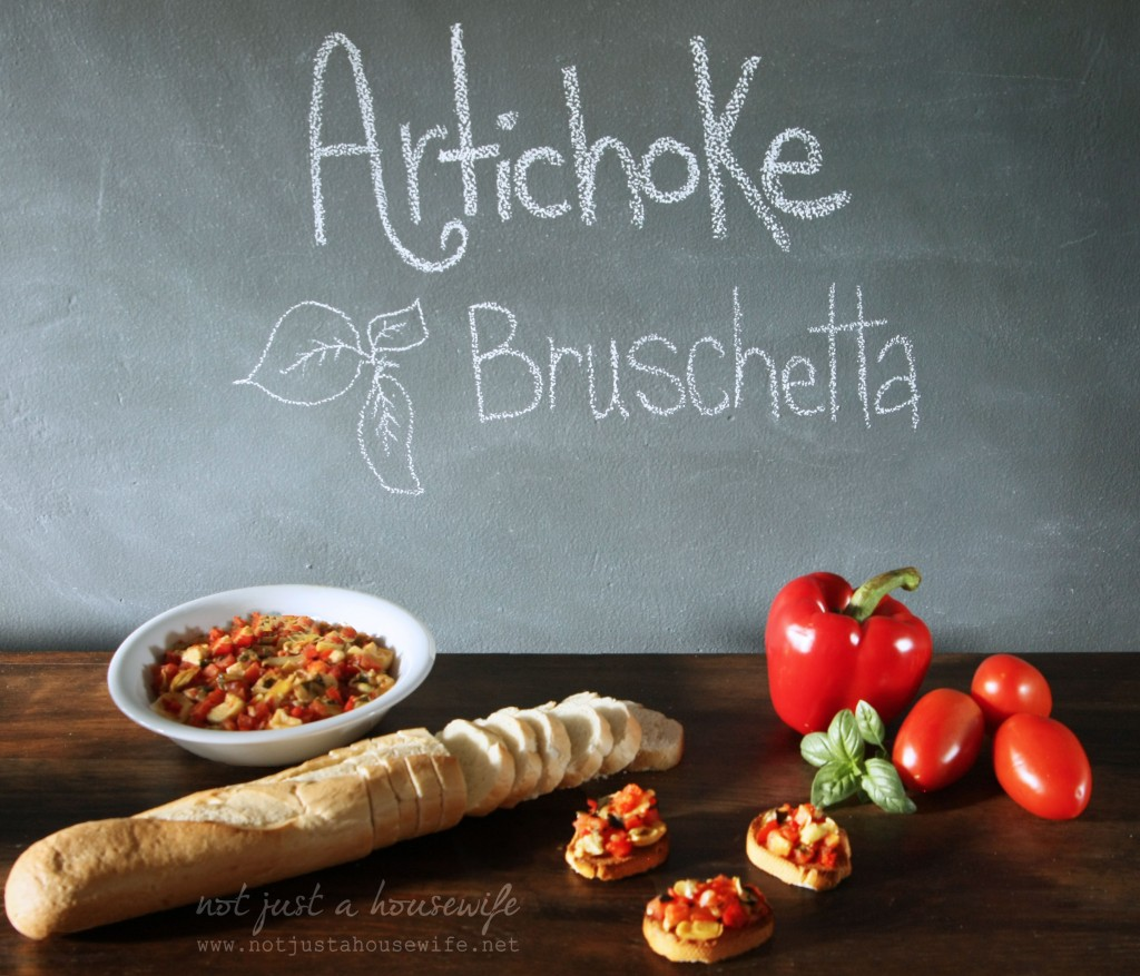 artichoke bruschetta1