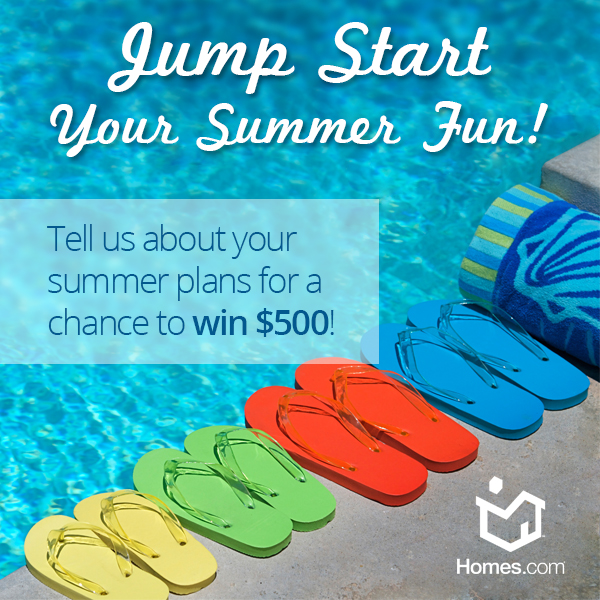 jump start summer Jump Start Your Summer {Win $500!}