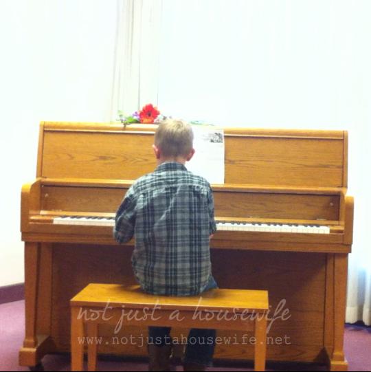 piano-recital