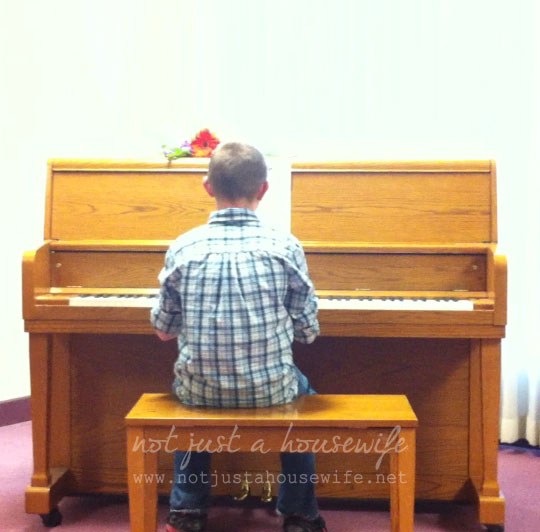 piano recital2 What I Have Been Up To......